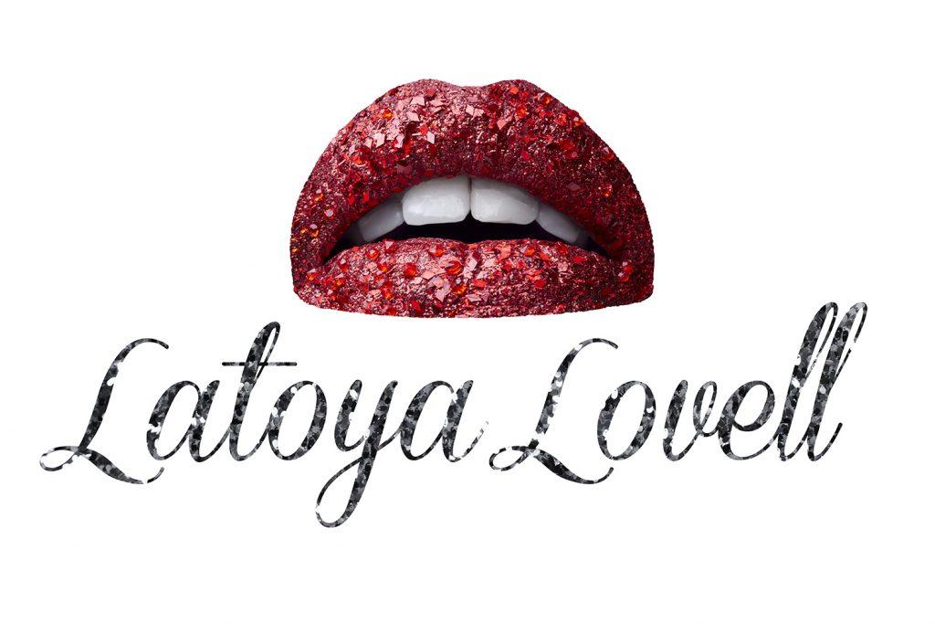 Latoya Lovell logo designed by Josh Caudwell