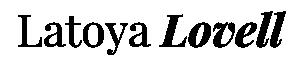 Latoya Lovell